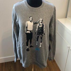 90's VTG Nike Michael Jordan Spike Lee sweatshirt